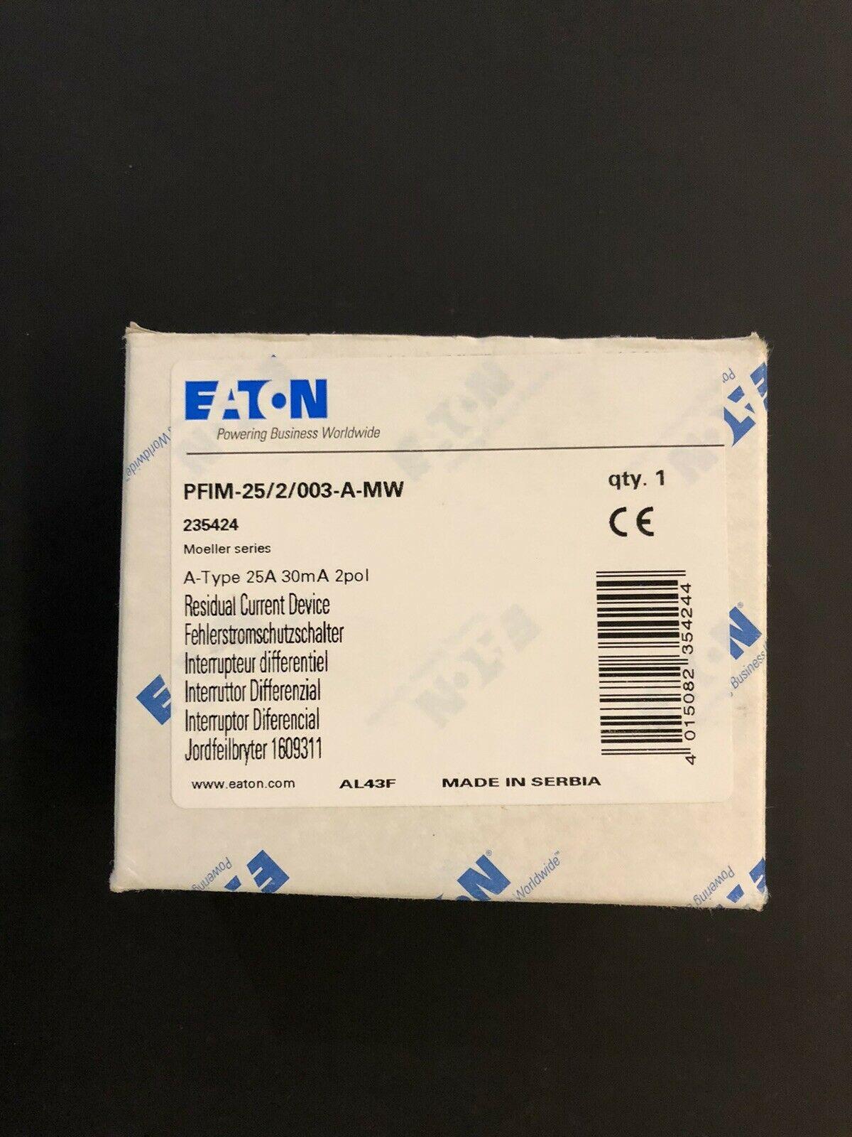 EATON-235424-Interruttore-differenziale-puro-A-2P-25A-30ma-CLASSE-A-154038464964