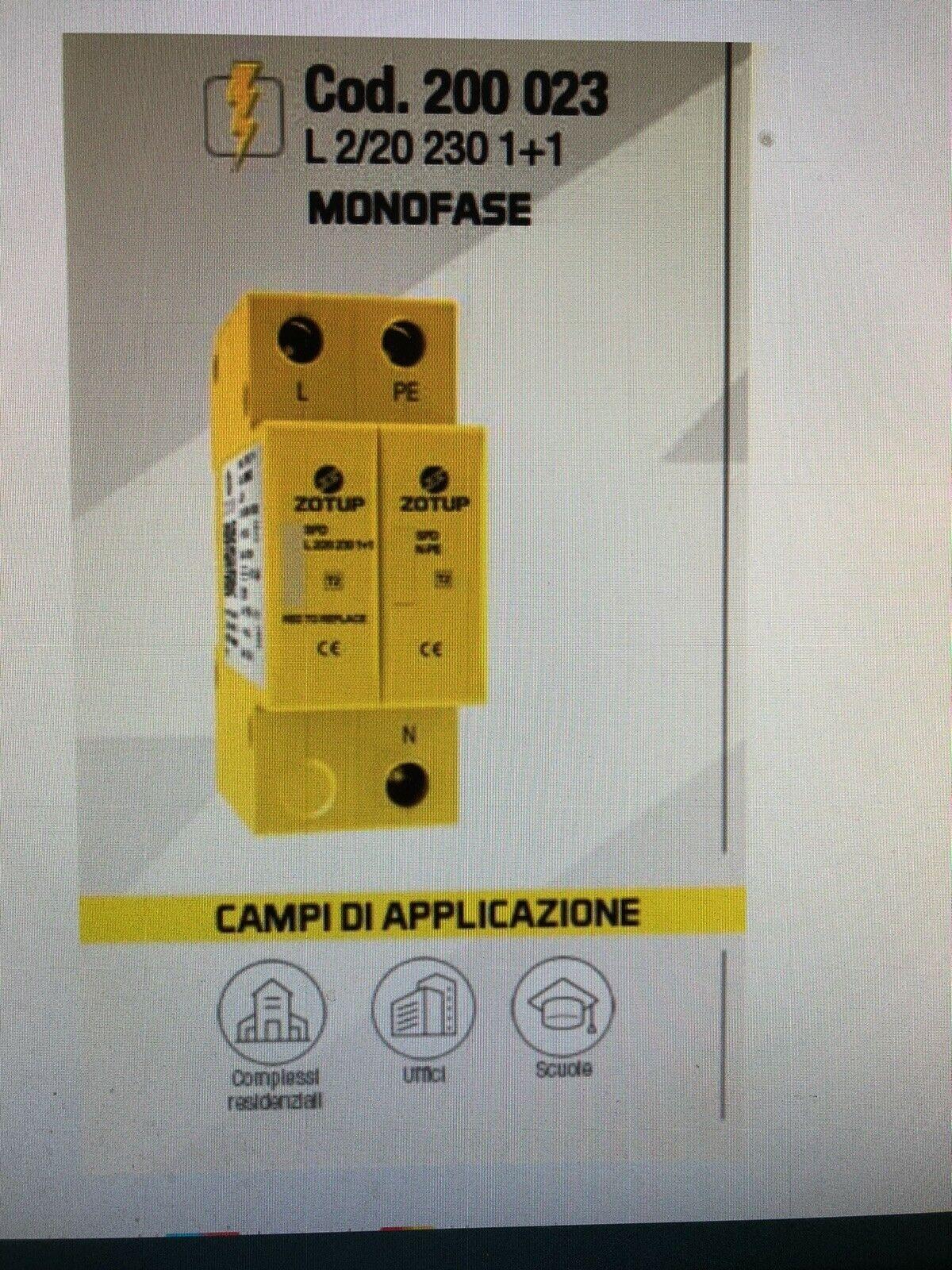 Contrade-Zotup-200023-scaricatore-di-sovratensione-per-impianto-casa-monofase-154002624125