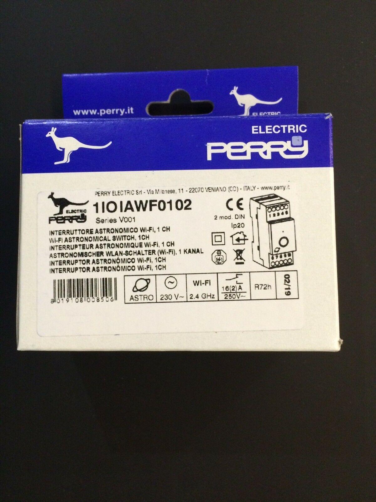 Perry-1IOIAWF0102-Interruttore-orario-Wifi-WI-FI-ASTRONOMICO-133154509556