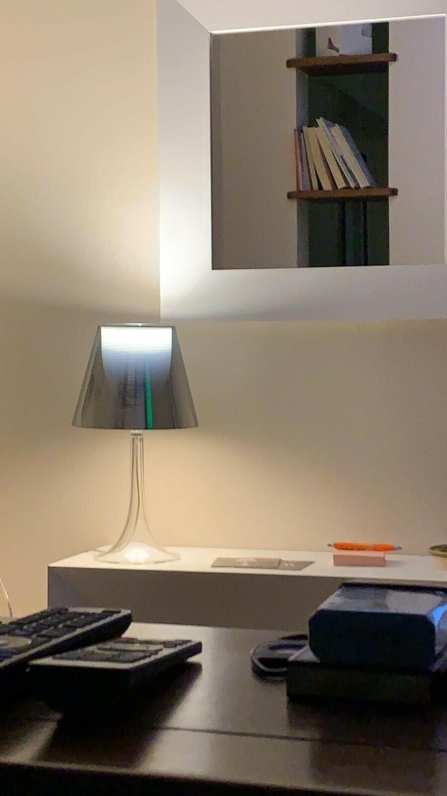 Design Lampade Da Tavolo flos miss k lampada da tavolo alluminato argento f6255000 design philippe  starck